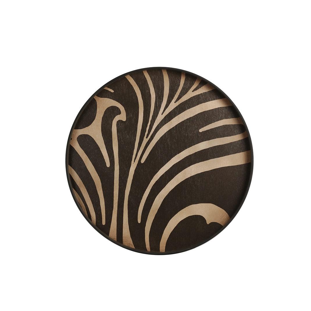 Notre Monde Folk - Driftwood Round Tray - Medium 61cm