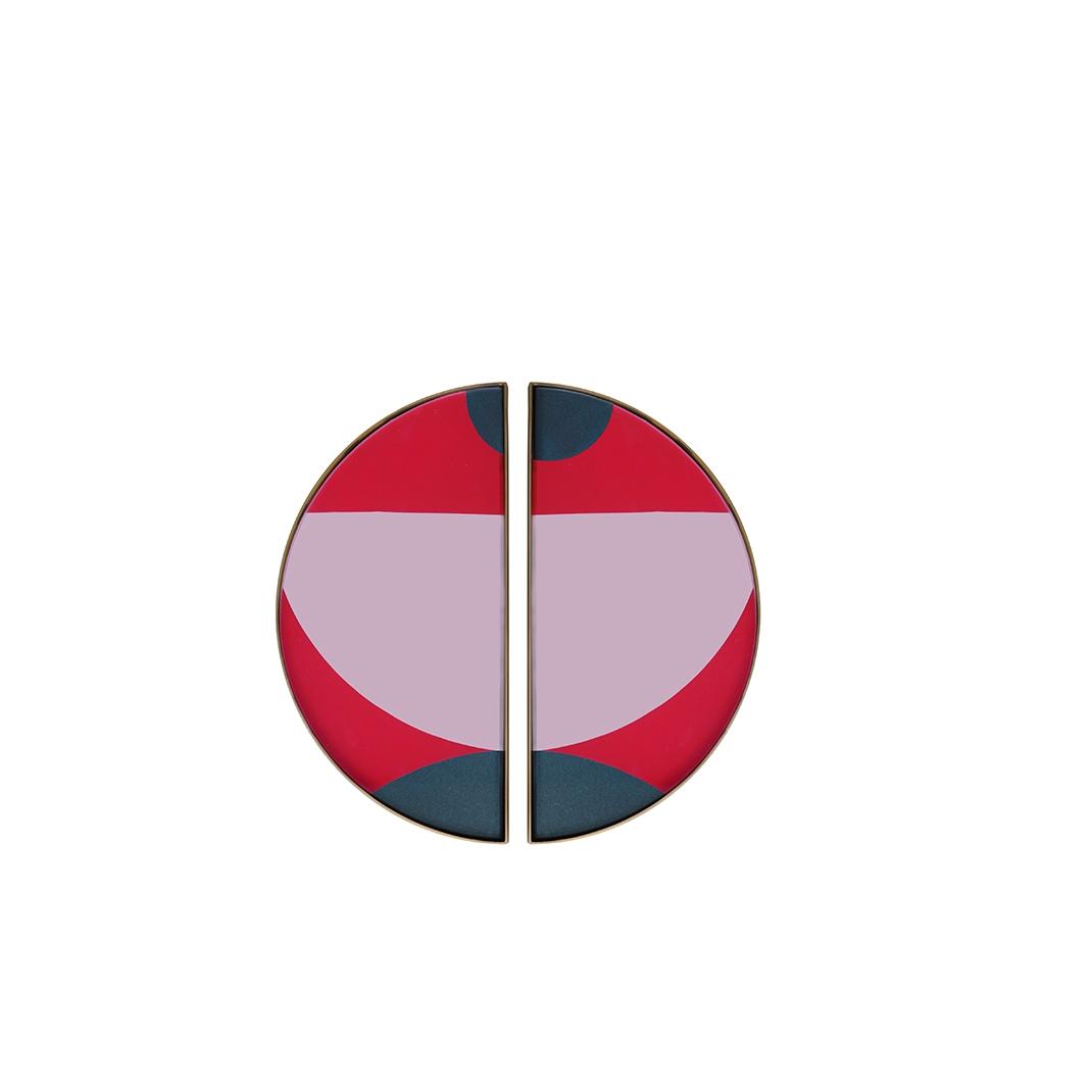 Notre Monde Blush - Mini Tray - Set of 2
