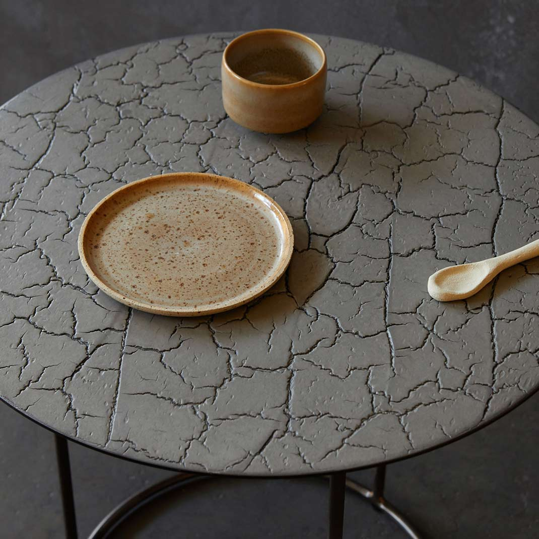 Celeste Lava Side Tables