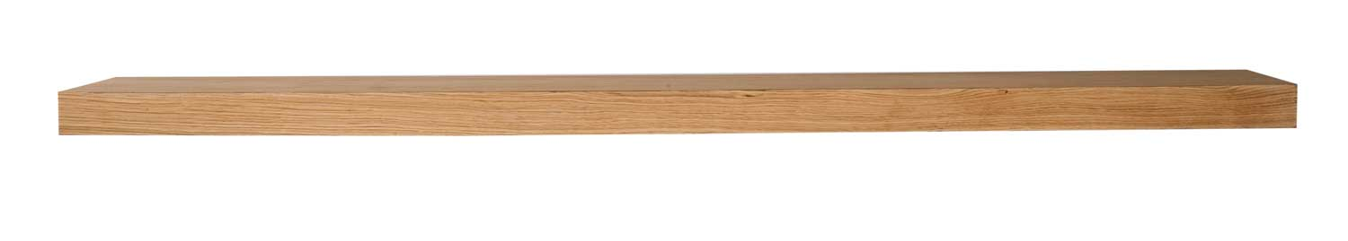 Ethnicraft Oak wall shelf 70cm