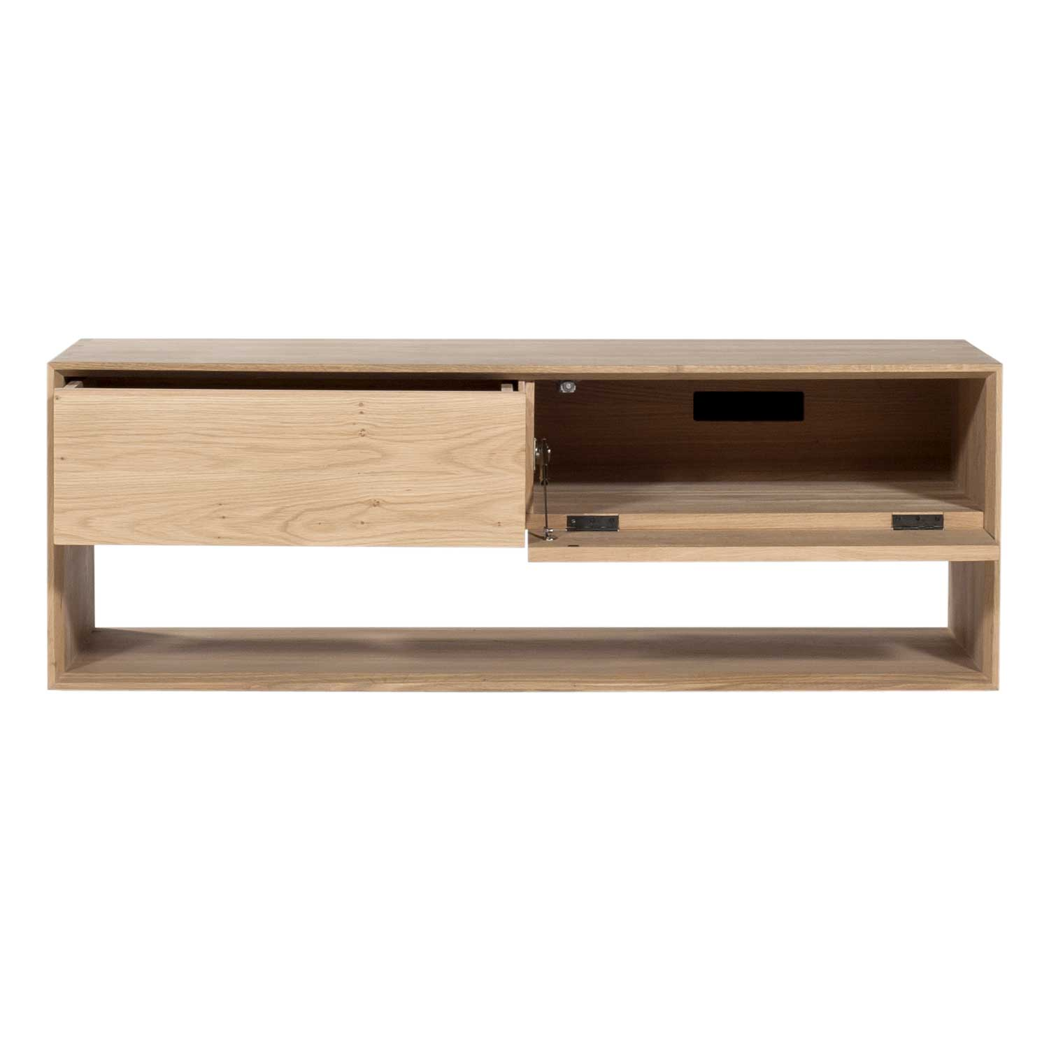 Ethnicraft Oak Nordic TV units