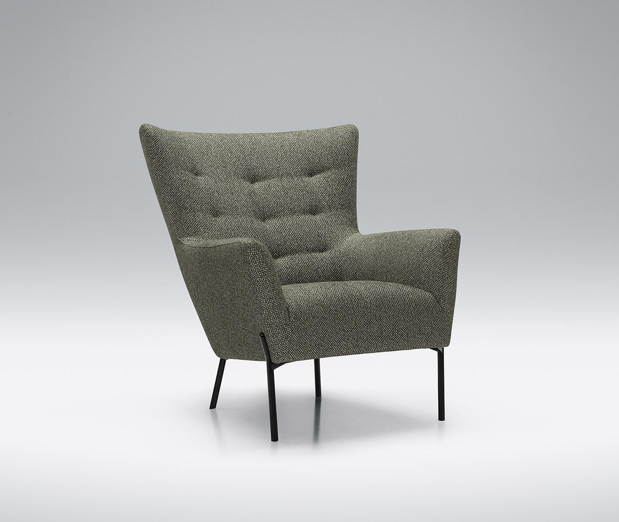 Roku armchair