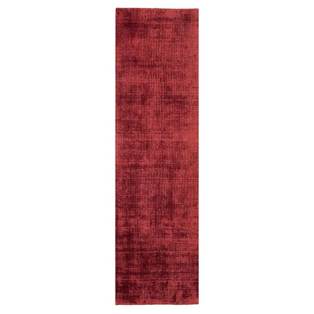 Blake runner rug - Berry
