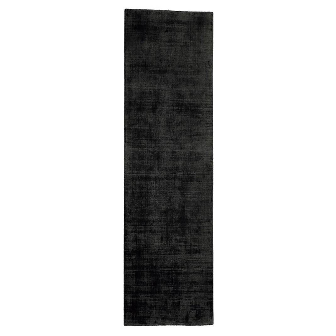 Blake runner rug - Charcoal