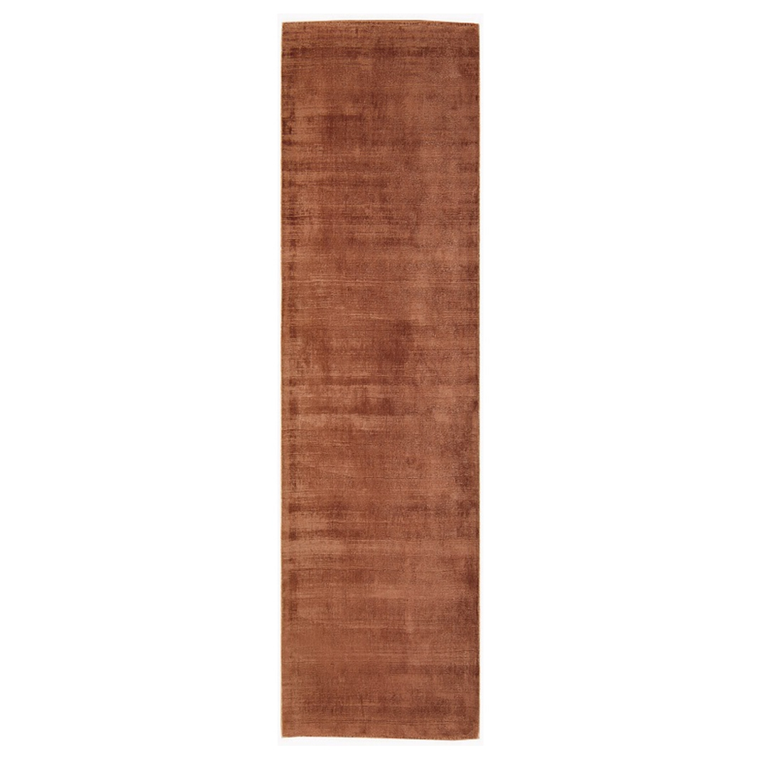 Blake runner rug - Copper