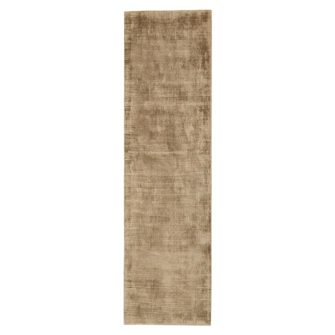 Blake runner rug - Soft Gold