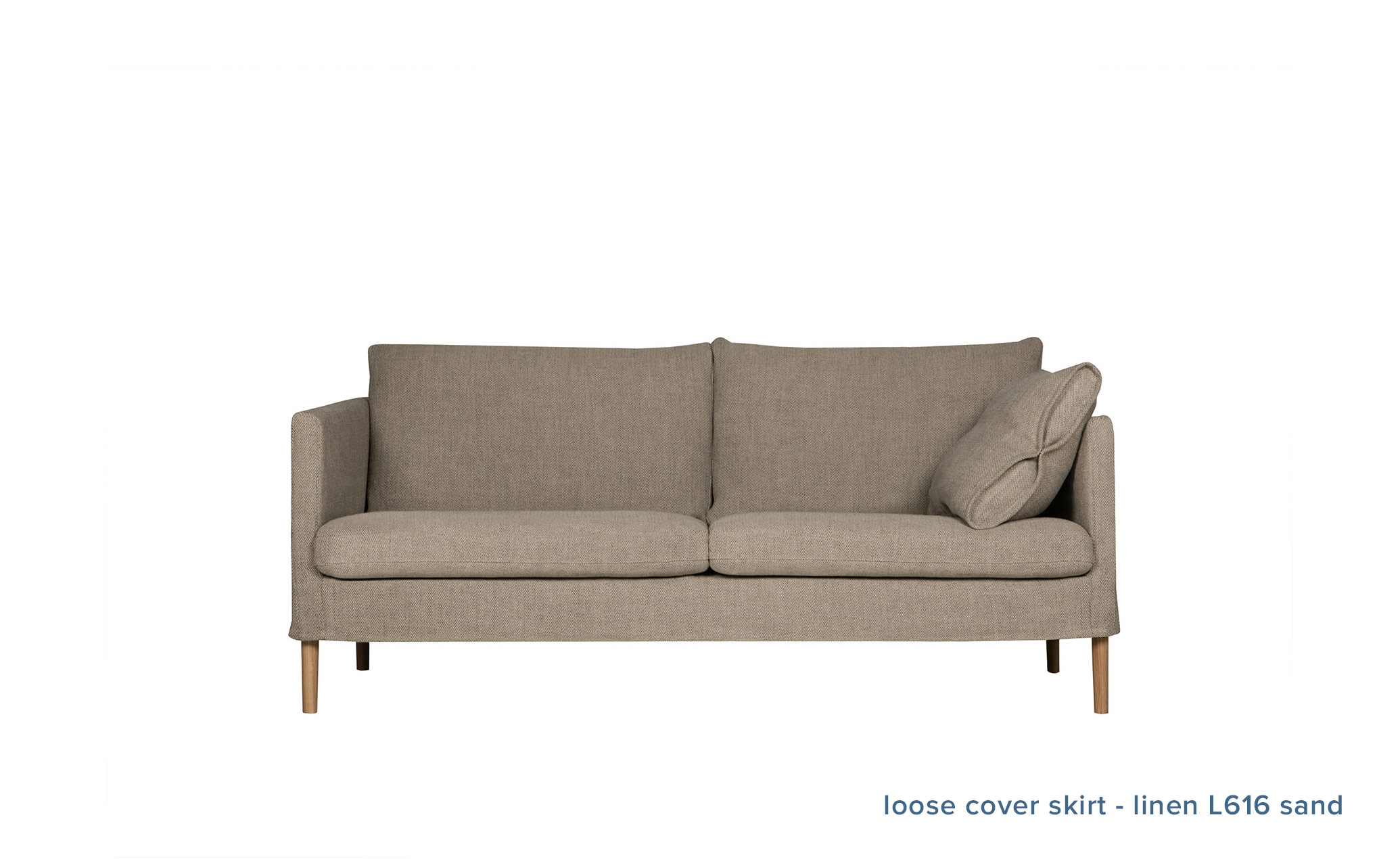 Bliss 2 seater sofa