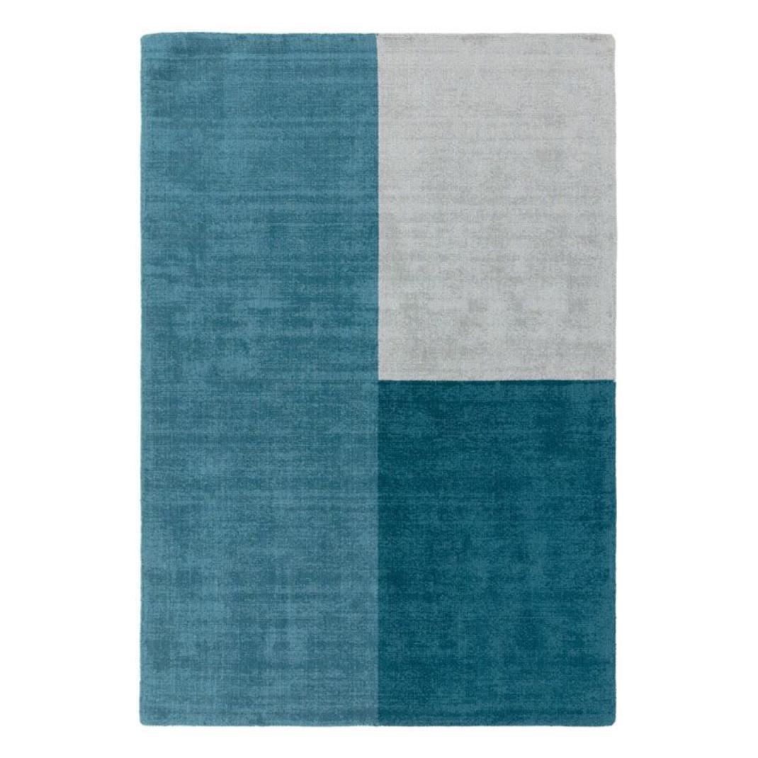 Blox rug - Teal