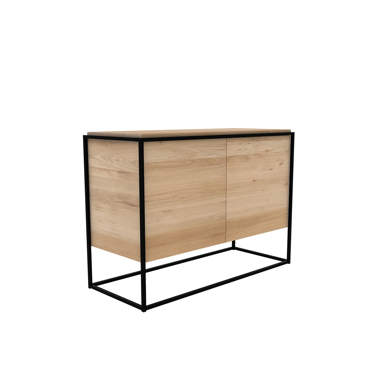 Ethnicraft Oak Monolit Sideboards
