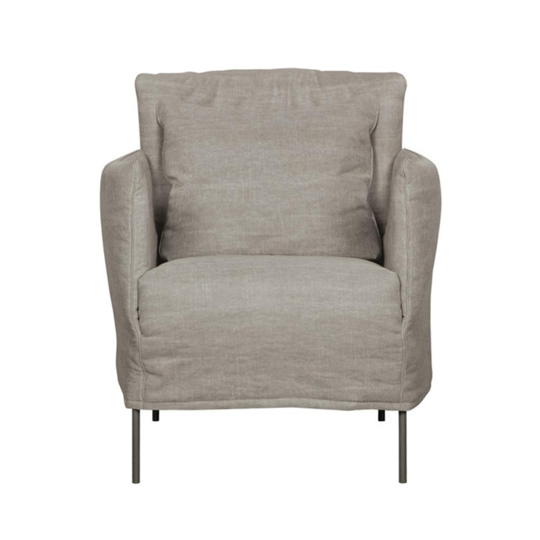 Flip flop armchair