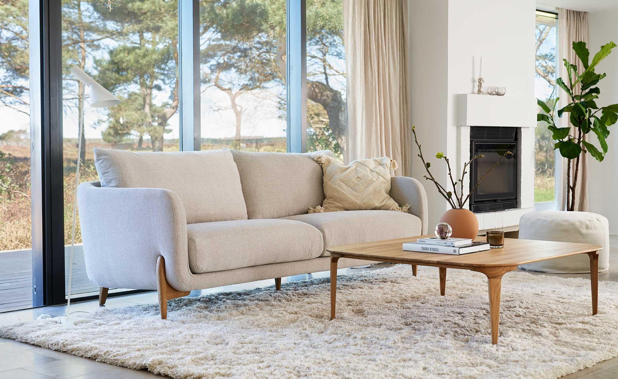 Gem 3 seater sofa