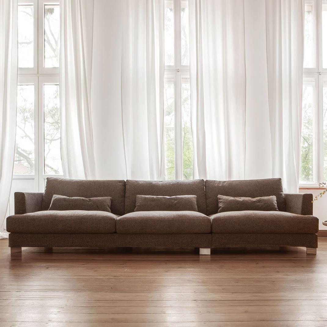 Hammett 4 seater sofa - set 1