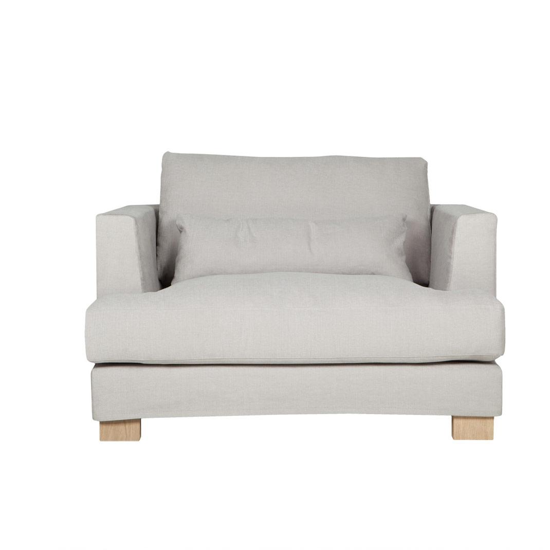 Hammett armchair wide