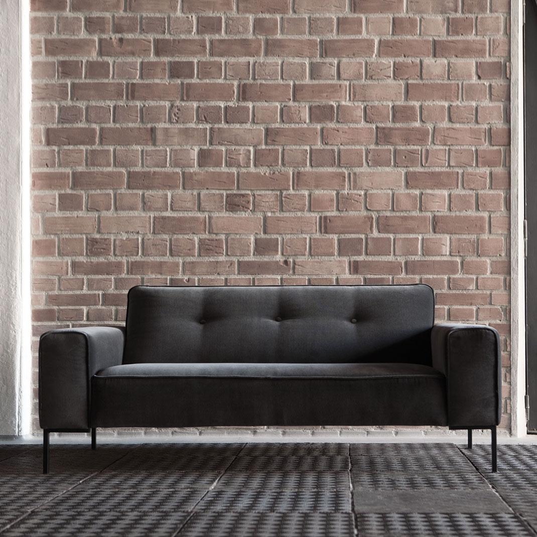 Hudson 2 seater sofa