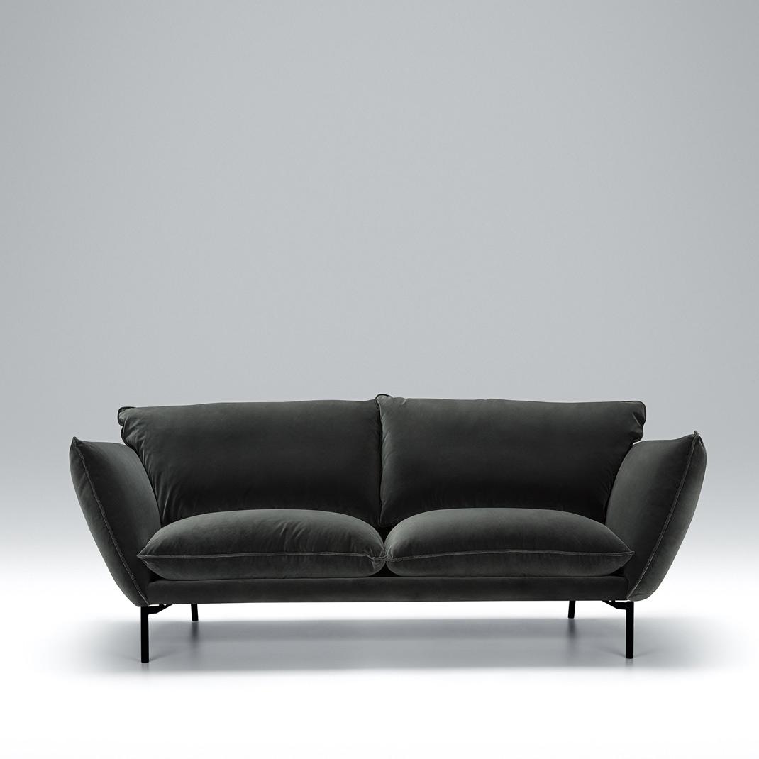 Hug 2 seater sofa