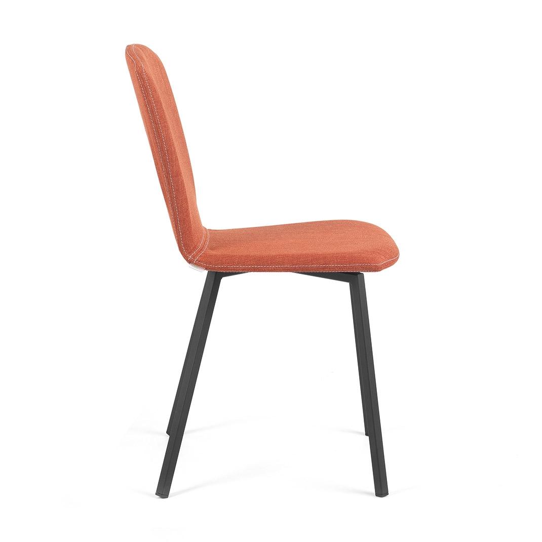 Jay 21 chair - metal legs