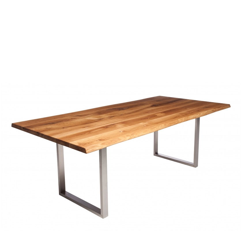 Lode natural edge dining table