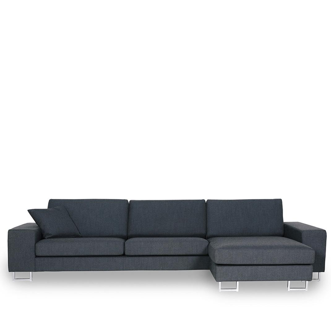 Loki corner leather sofa - set 1