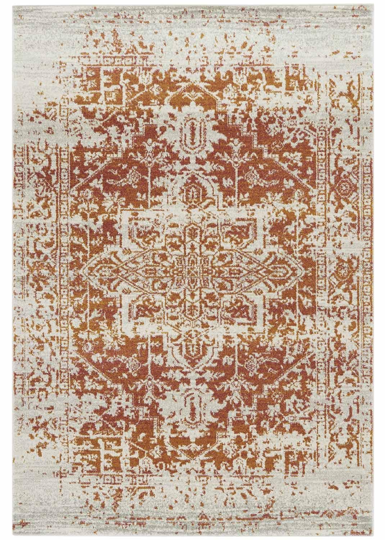 Medina rug - Rust
