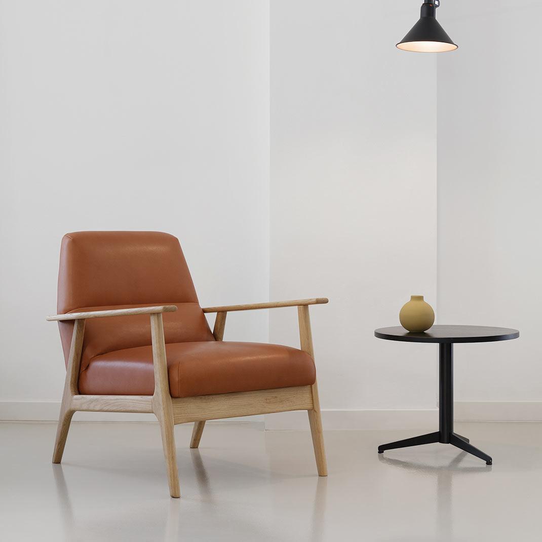Mr Lawrence armchair