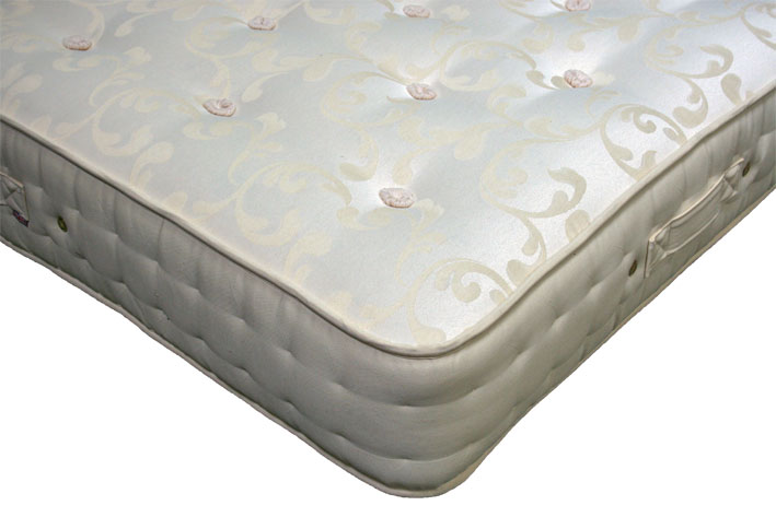 Natural pocket luxury mattresses