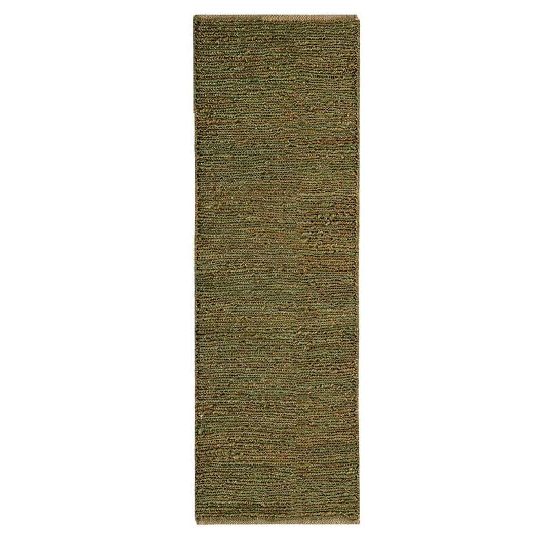 Nomad runner rug - Green
