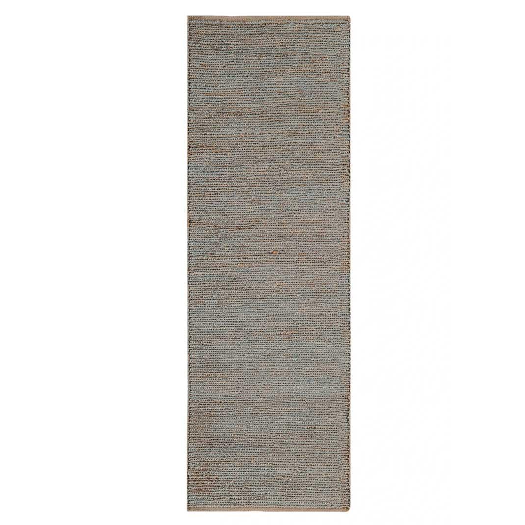 Nomad runner rug - Silver