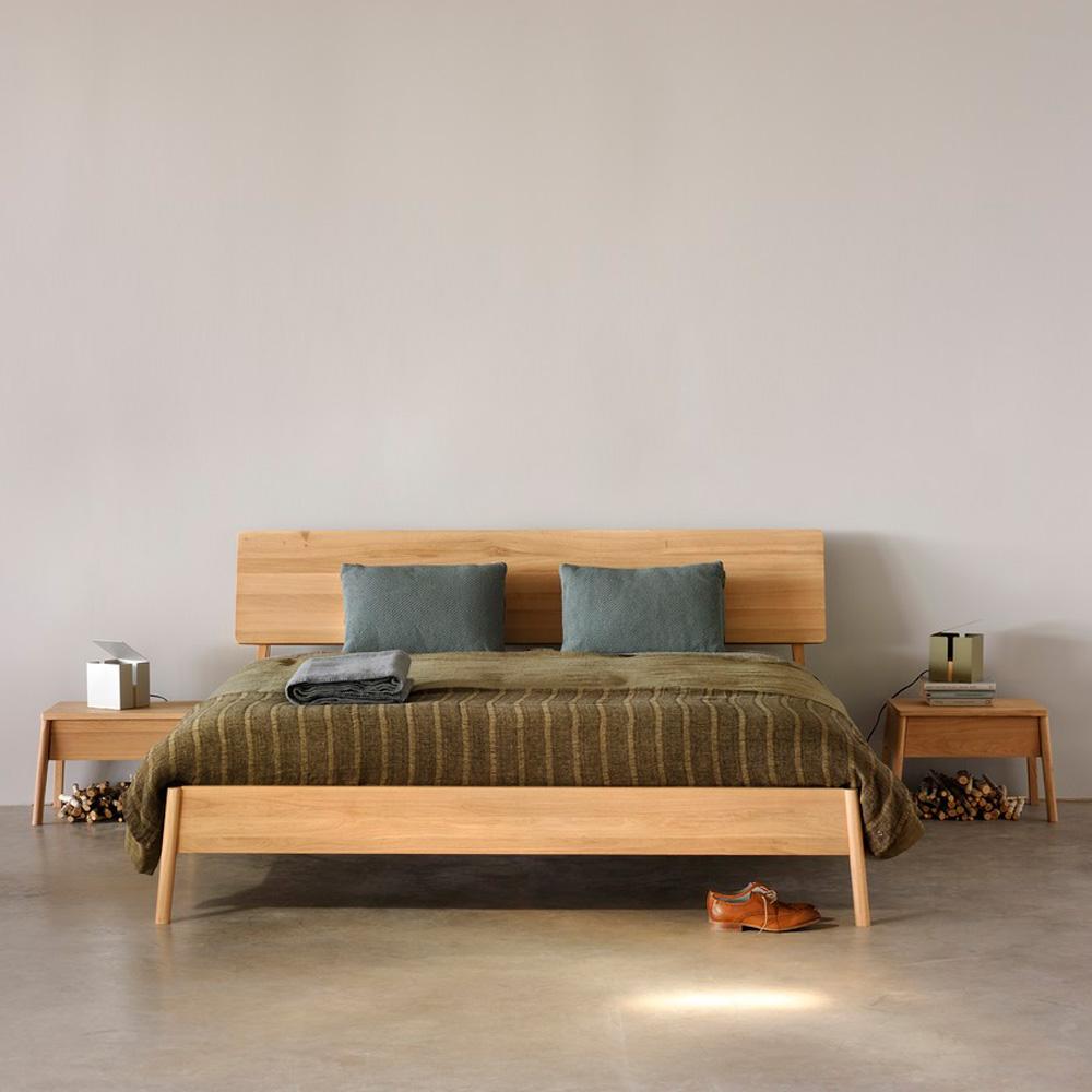 Ethnicraft Oak Air beds