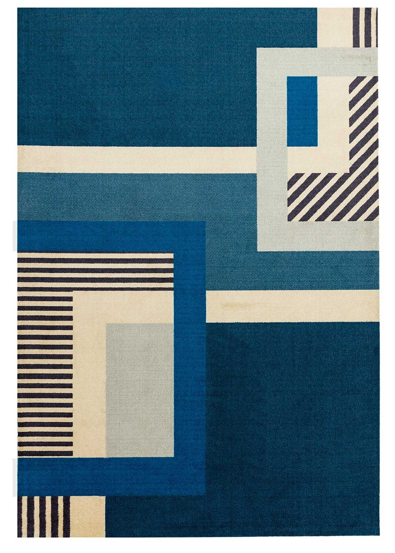 Ripley rug blue