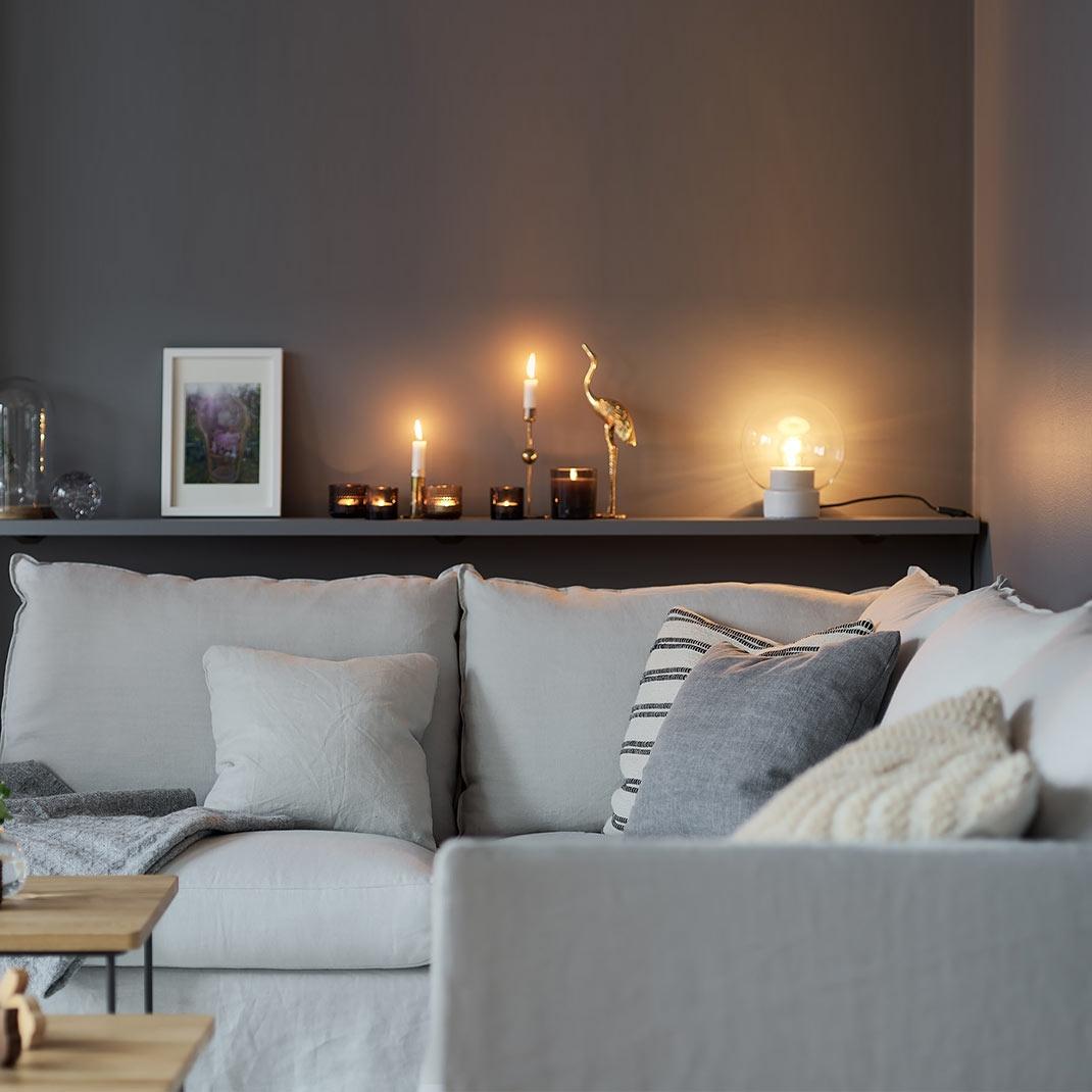 Sanford corner sofa - set 1