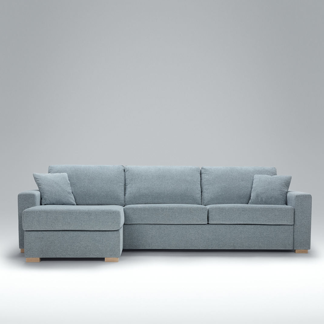 Luk corner sofabed with storage - set 2