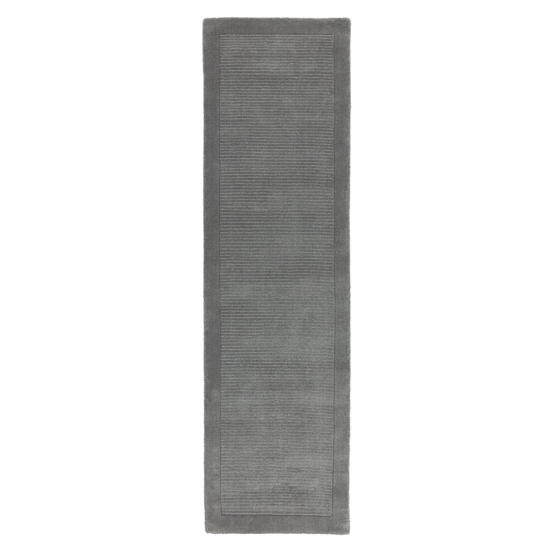 Shire runner rug - Grey