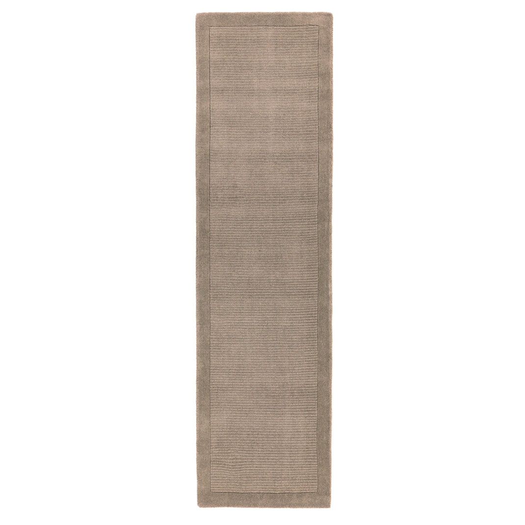 Shire runner rug - Taupe
