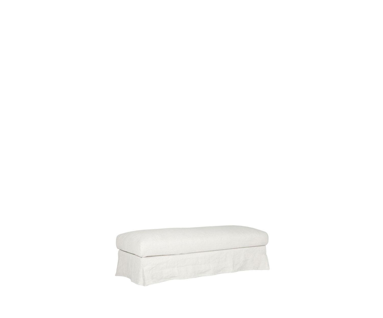 Sloan storage footstool