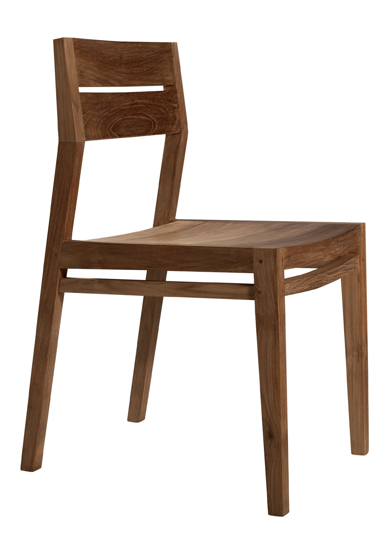 Ethnicraft Teak Ex 1 dining chair