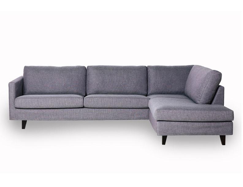 Blade corner sofas