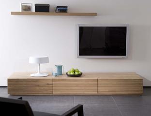 Ethnicraft living room
