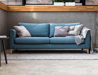 Hacienda corner sofas