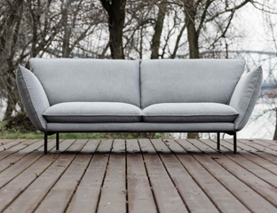 Hug corner sofas