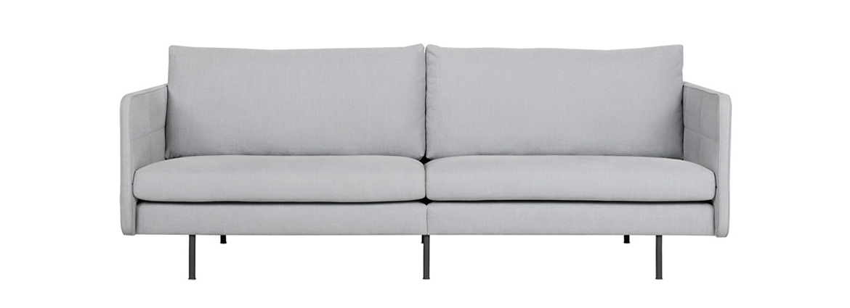 Metro corner sofas
