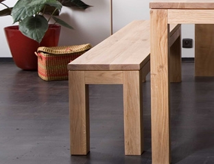 Wooden Dining Benches
