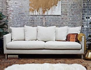 Sanford corner sofas