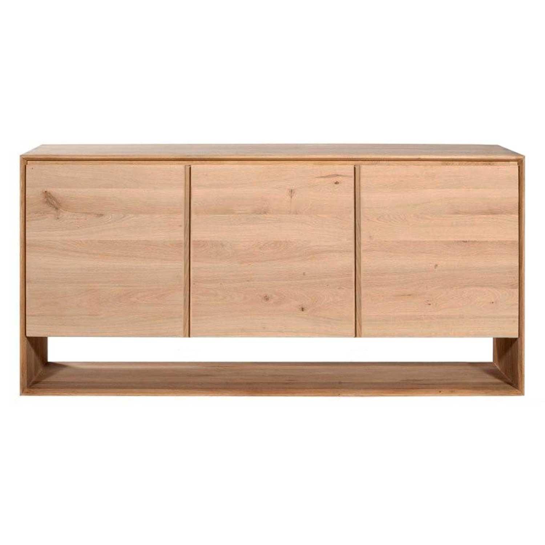 Ethnicraft Oak Nordic Sideboard