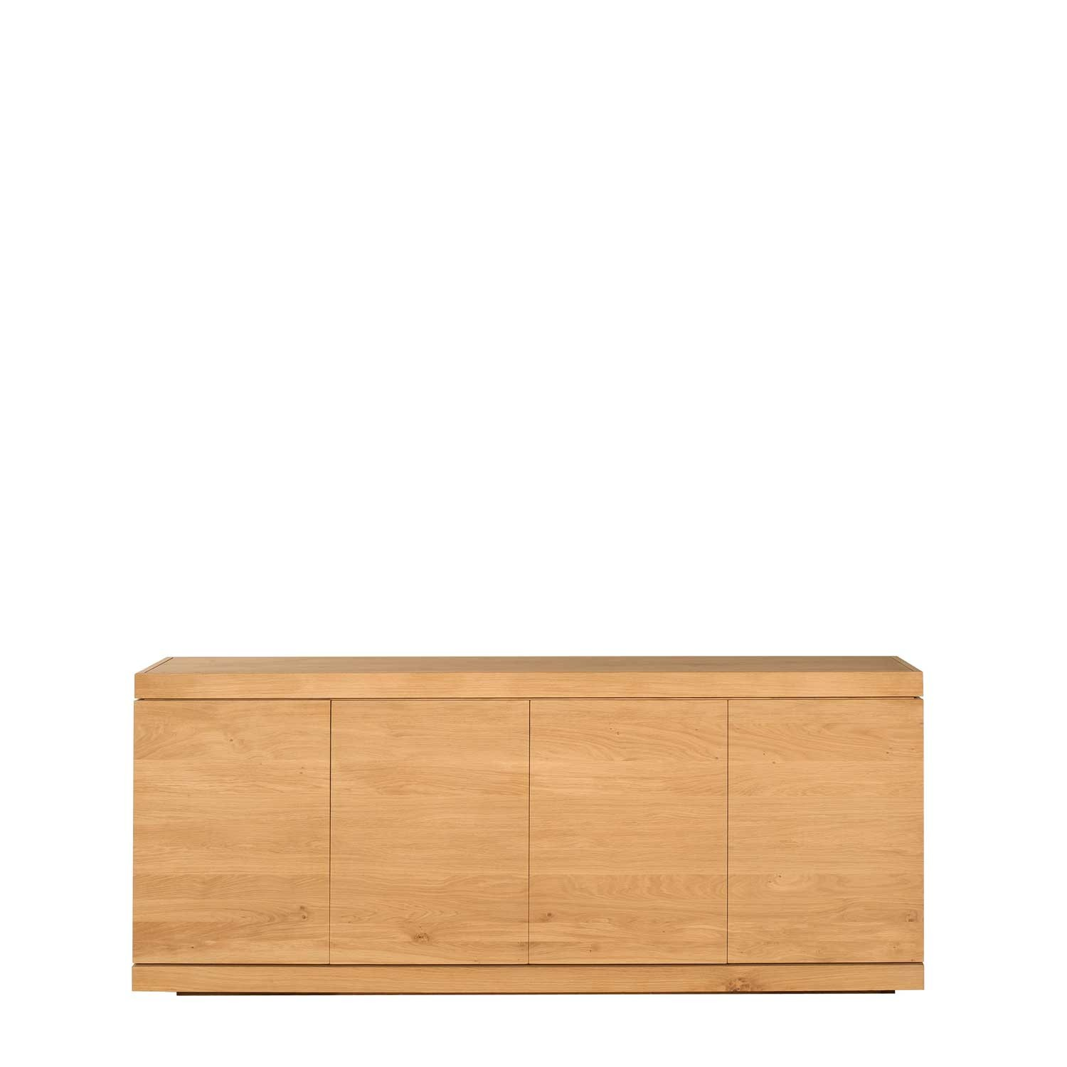 Ethnicraft Burger Oak Sideboard 150cm 3 Doors Solid Wood Furniture. Full resolution‎  photo, nominally Width 1500 Height 1500 pixels, photo with #A96622.