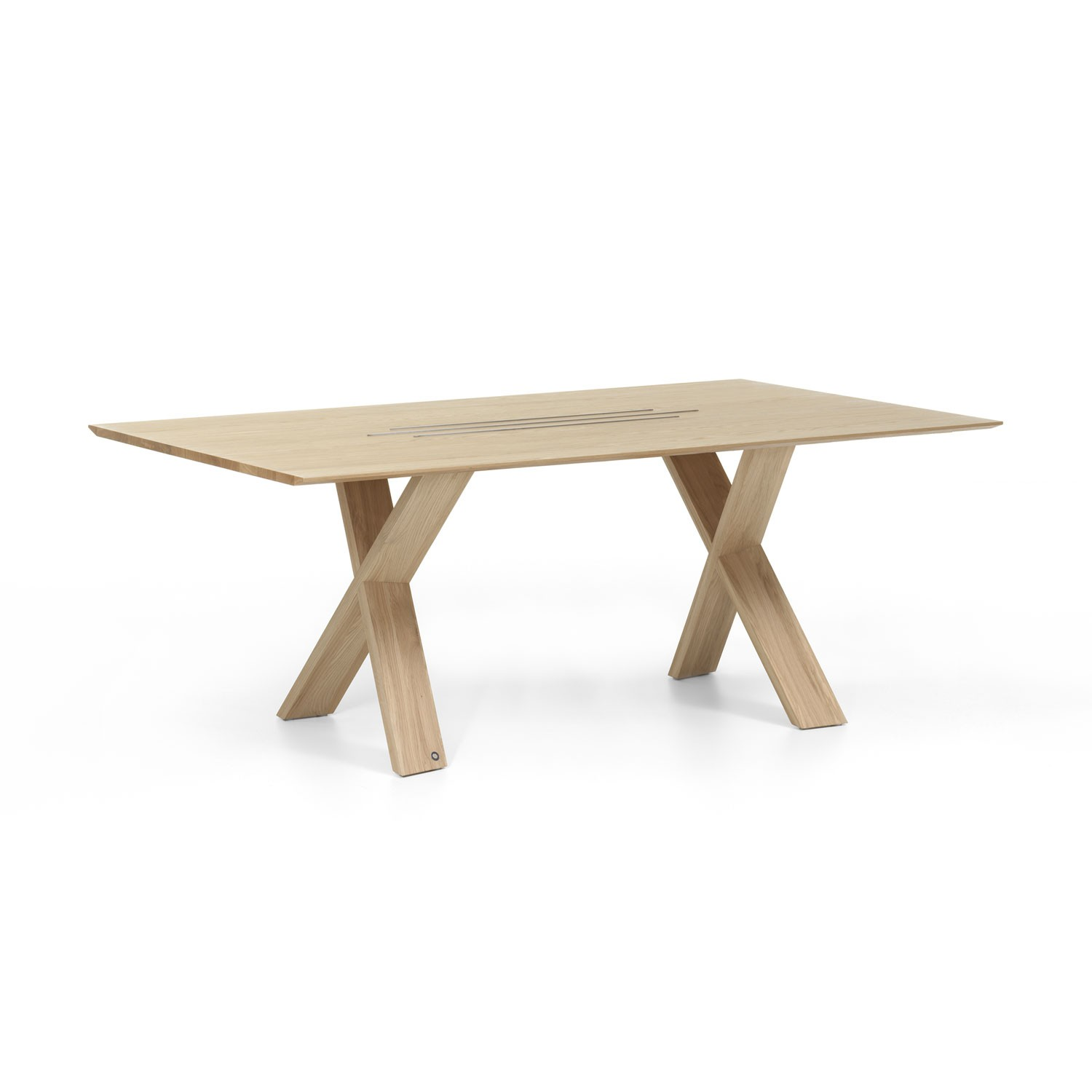 Cross Table By Adventures In Furniture