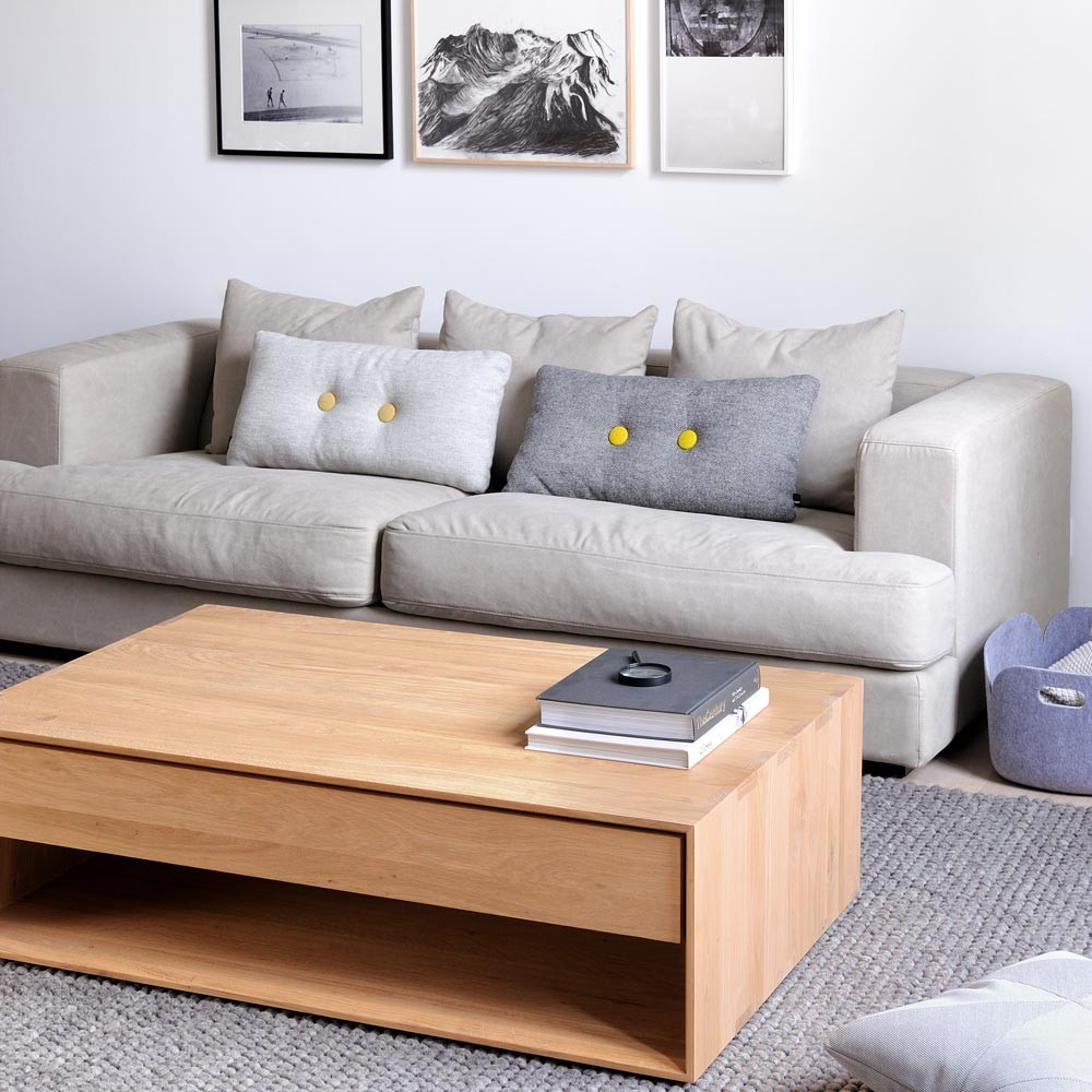 Ethnicraft Oak Nordic Coffee Table