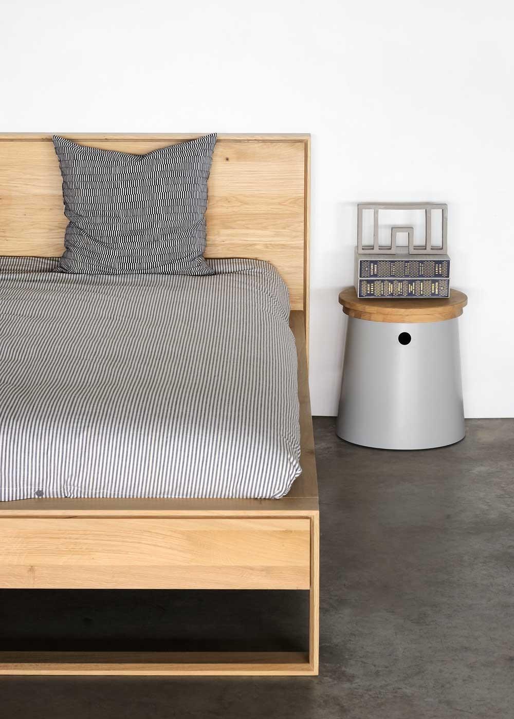 Ethnicraft Oak Nordic Ii Beds Solid Oak Beds Bed