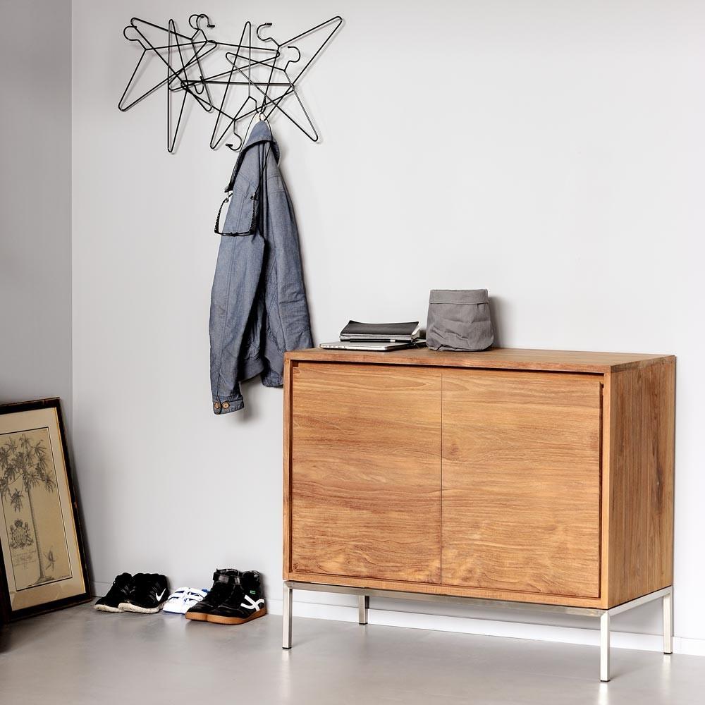 Ethnicraft Essential Teak Sideboard Solid Wood Furniture