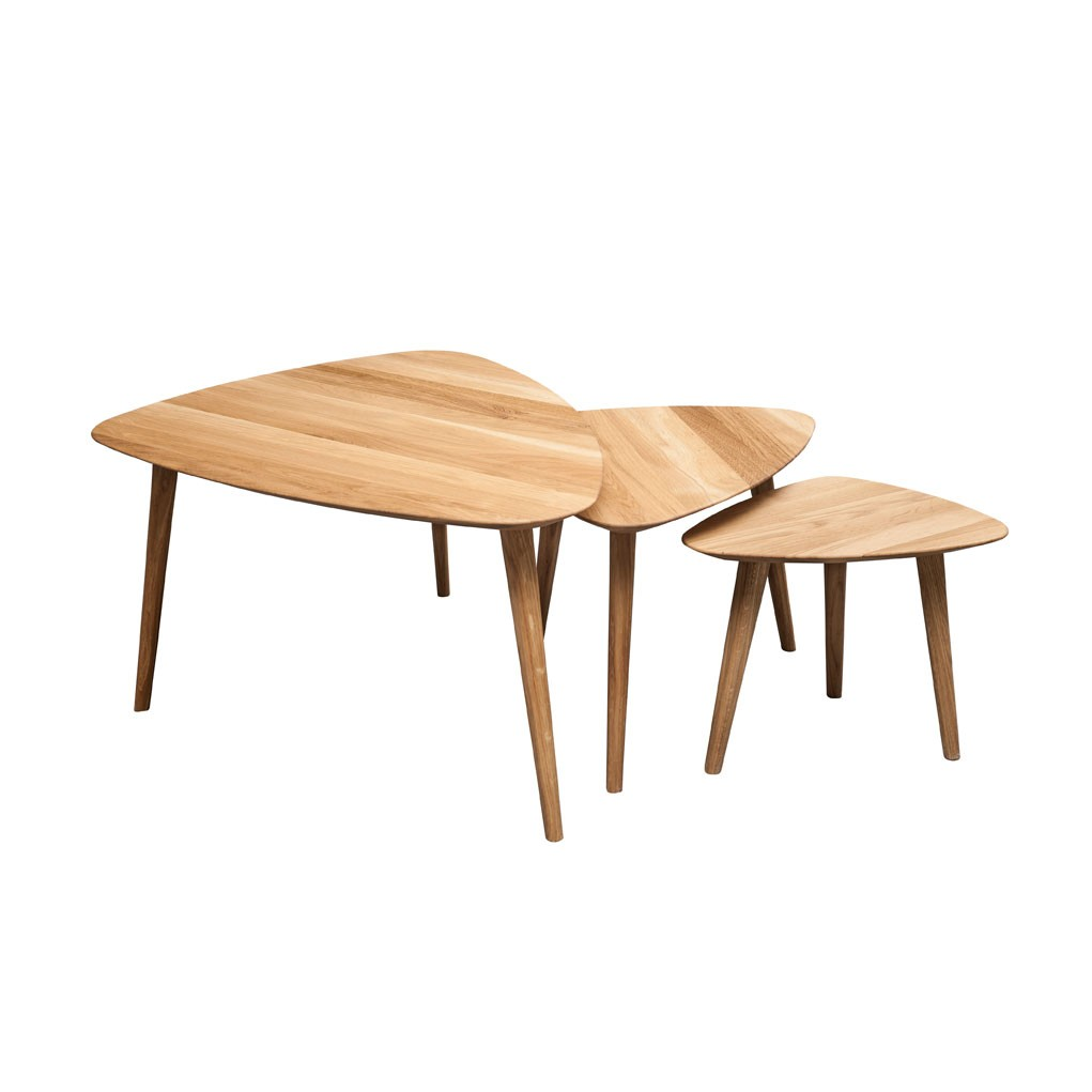 Triangle Coffee Tables Adventures In Furniture
