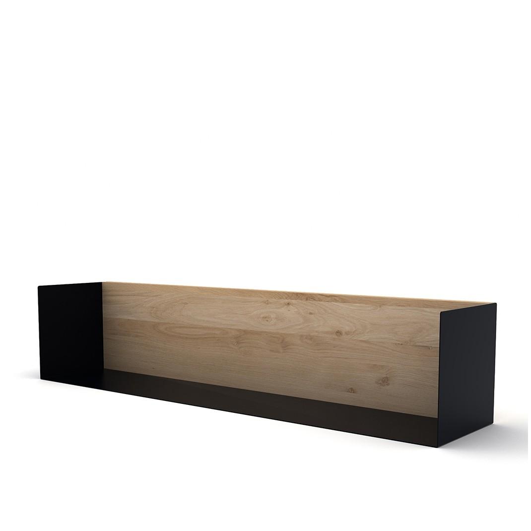 Ethnicraft Oak U Shelves Storage Accessories